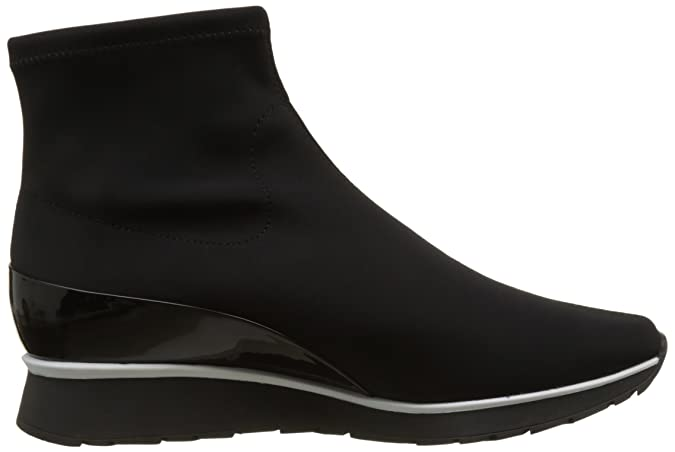 Womens 4-10 3708 0100 Slouch Boots, Black, 4.5 UK H?gl