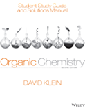 Student Study Guide and Solutions Manual t/a Organic Chemistry, 2nd Edition