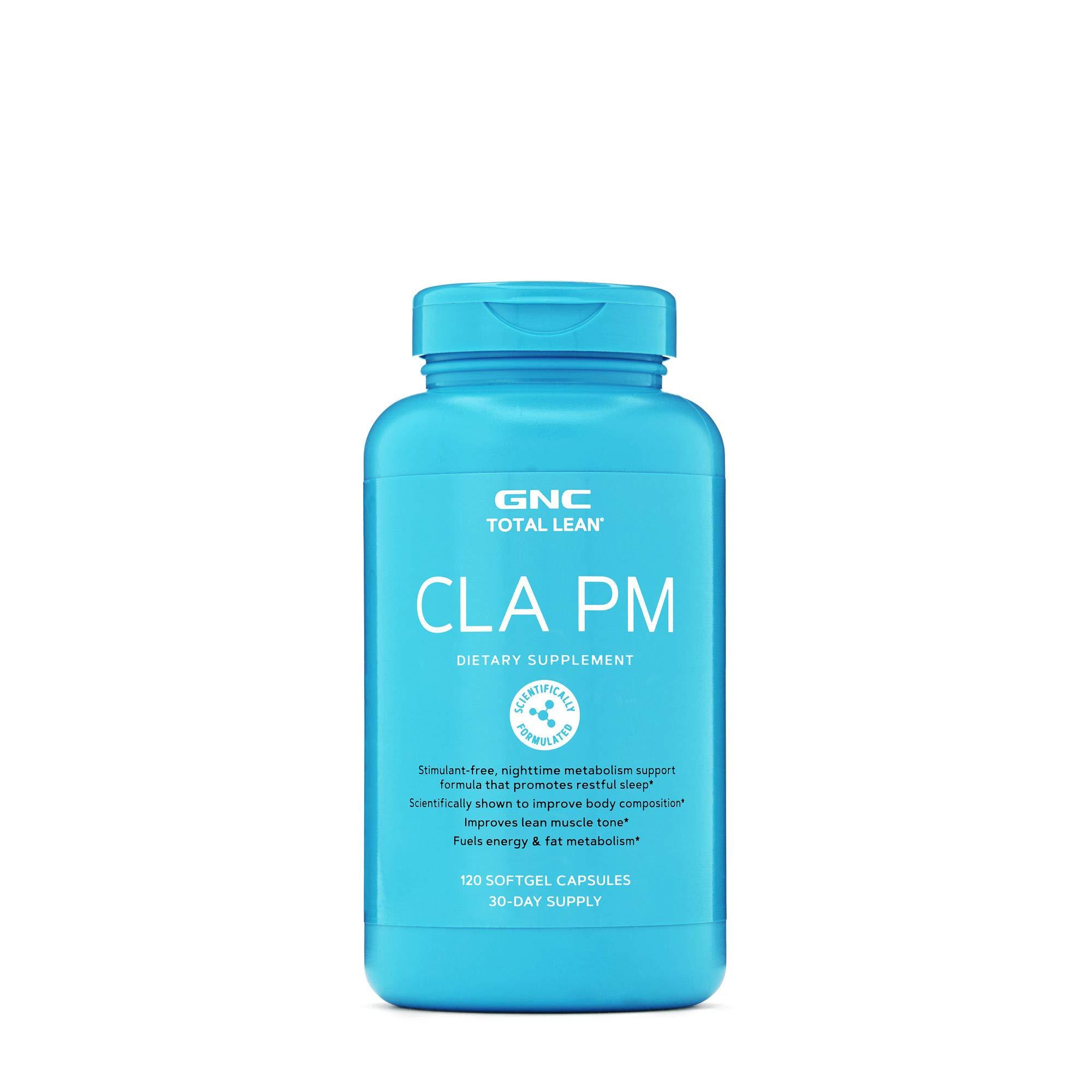 GNC Total Lean CLA PM