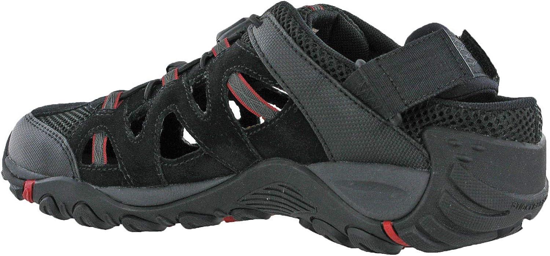Merrell Yokota Ascender Stretch Convert J343446C Chaussures Sandales Noir