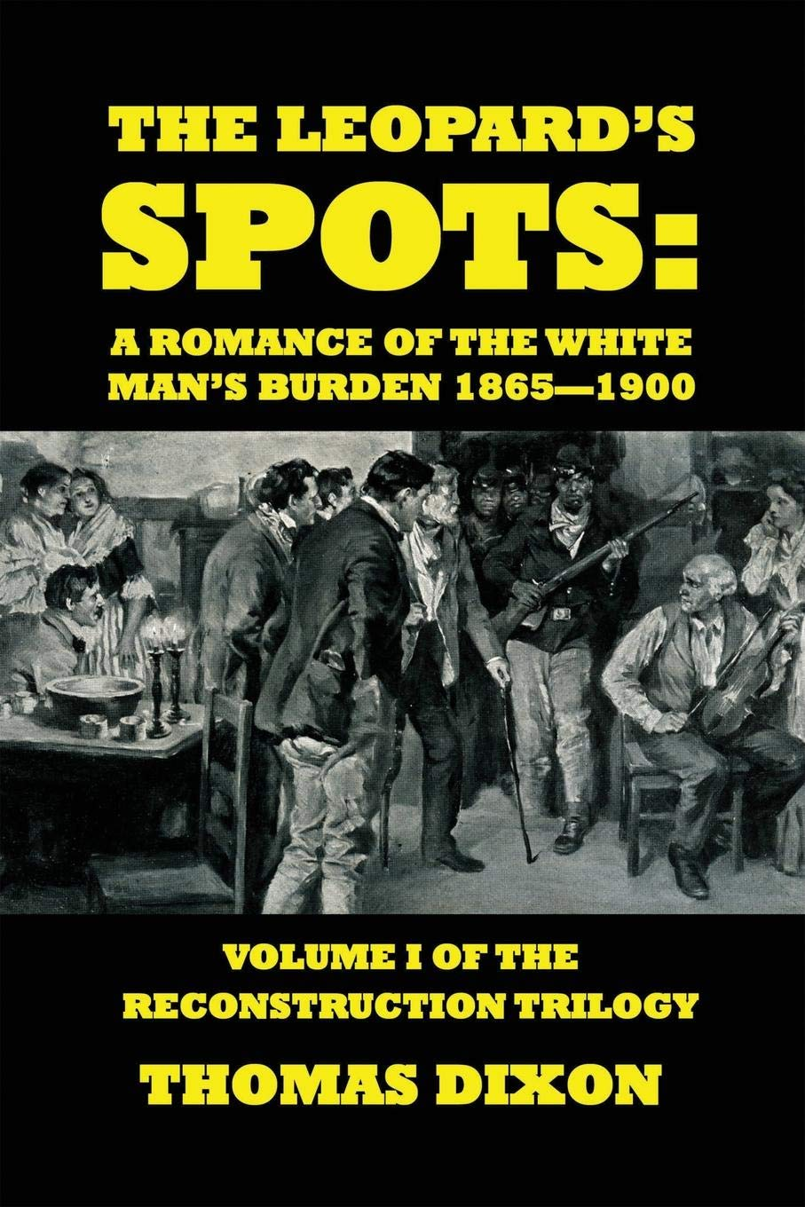 Download The Leopard's Spots: A Romance of the White Man's Burden 1865-1900 PDF