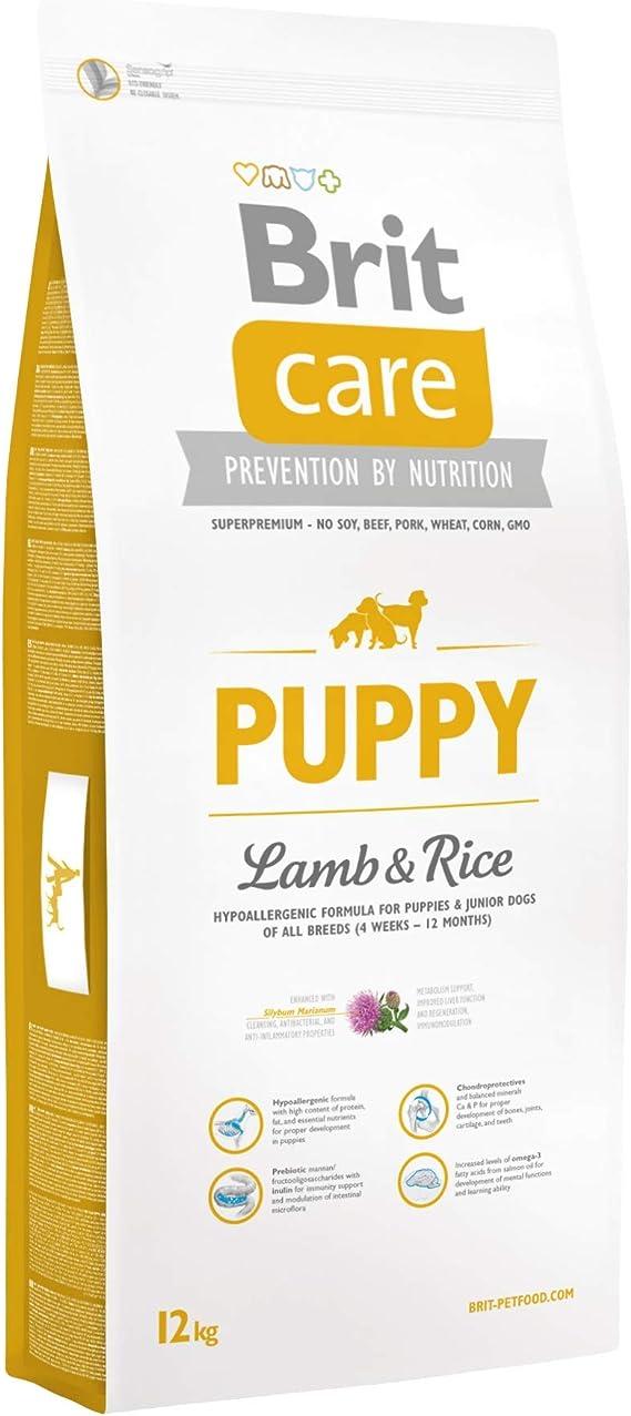 Brit Care Puppy Lamb & Rice 3 Comida para Perros - 3000 gr
