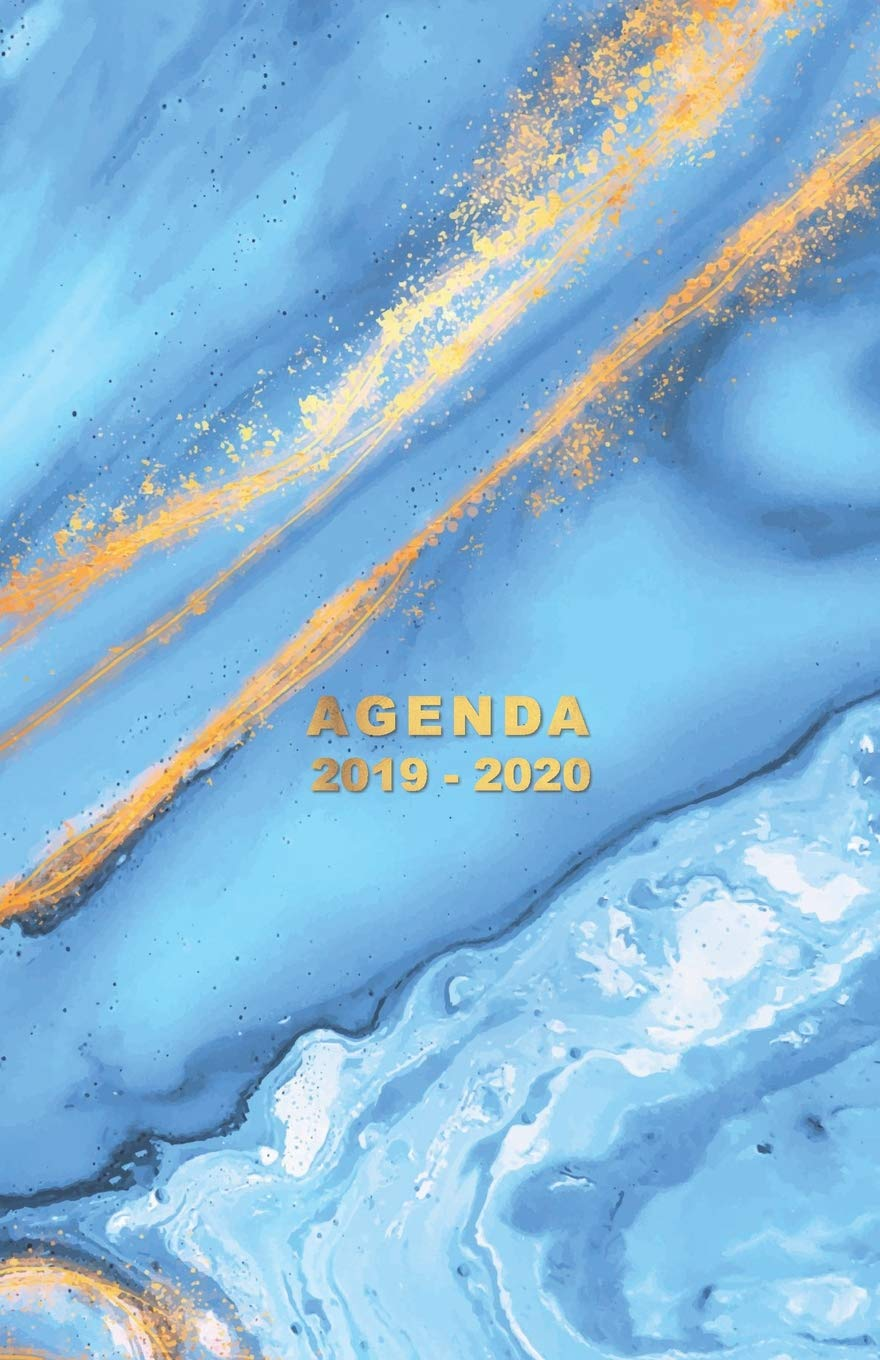 Agenda 2019 - 2020: 18 Month Academic Planner from JULY 2019 ...