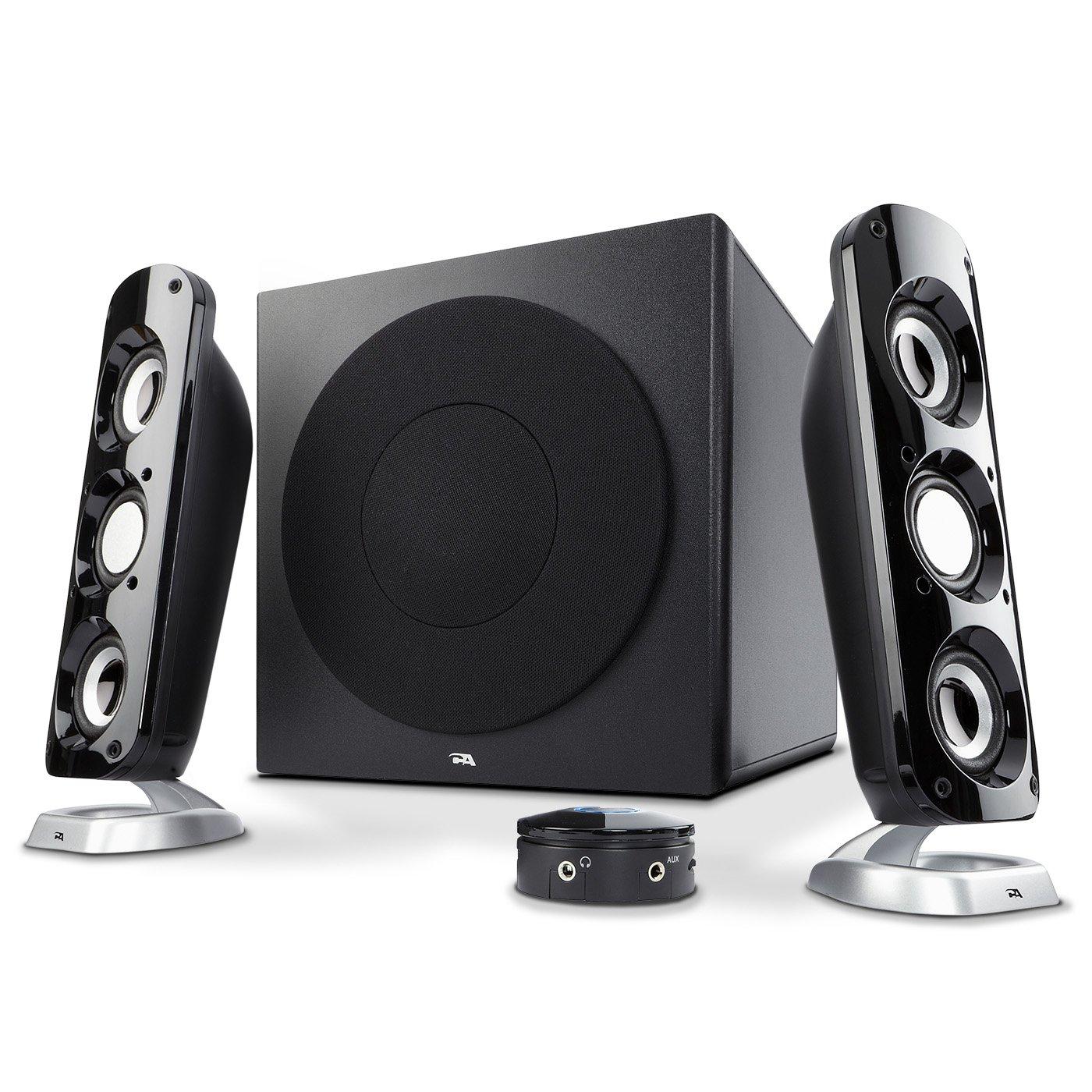 Cyber Acoustics CA-3908 Subwoofer Speaker