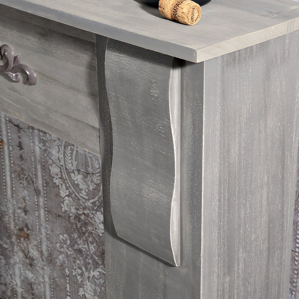 Perfect Melko Im Landhaus Stil Deko Kaminumbau Aus Holz Modelle Amazonde  Baumarkt With Kaminsims Dekorieren