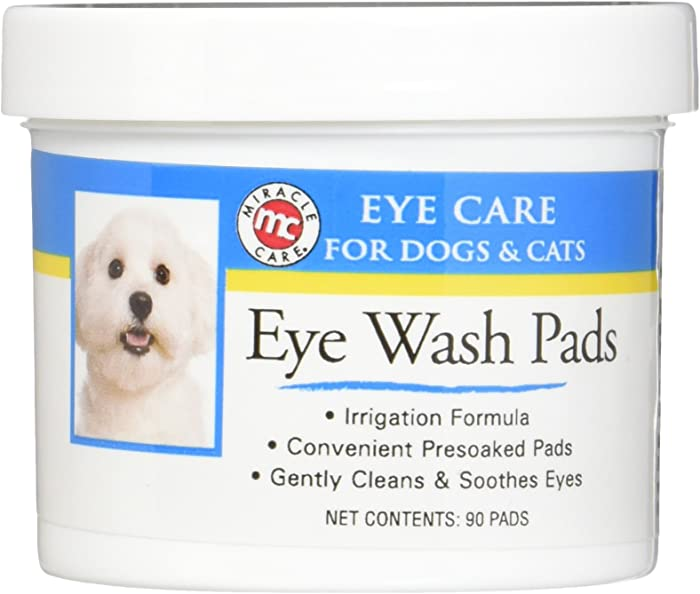 Top 9 Miracle Care Ear Wash For Pets