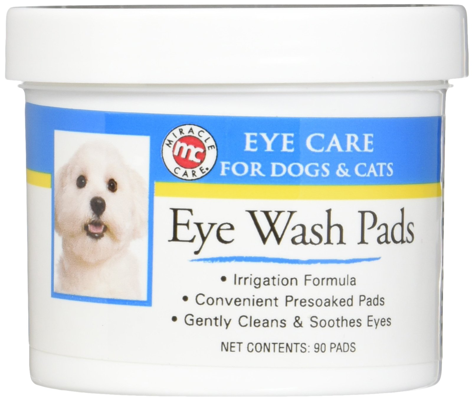 Miracle Care Eye Clear Sterile Eye Wash 90 count