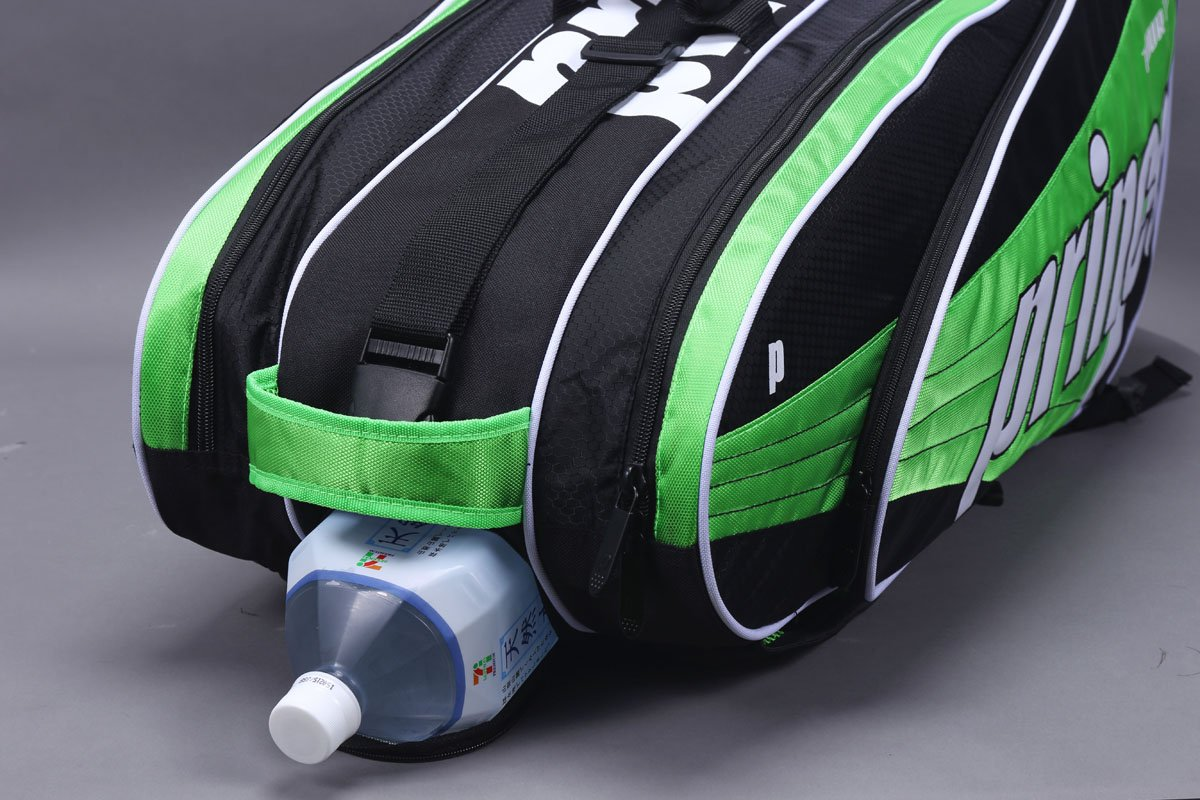 Prince Tour Team Green 12-Pack Tennis Bag (2014-15) by Prince (Image #5)