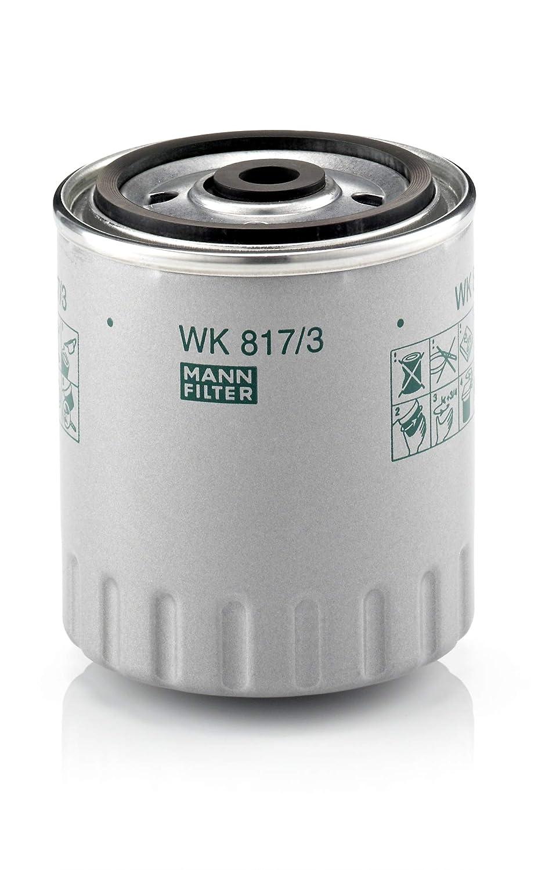 MANN-FILTER Original Filtro de Combustible WK 817/3 X - Set de filtro de combustible con junta / juego de juntas - Para vehículos de utilidad: Amazon.es: ...