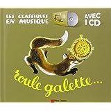 Roule galette... (1CD audio)