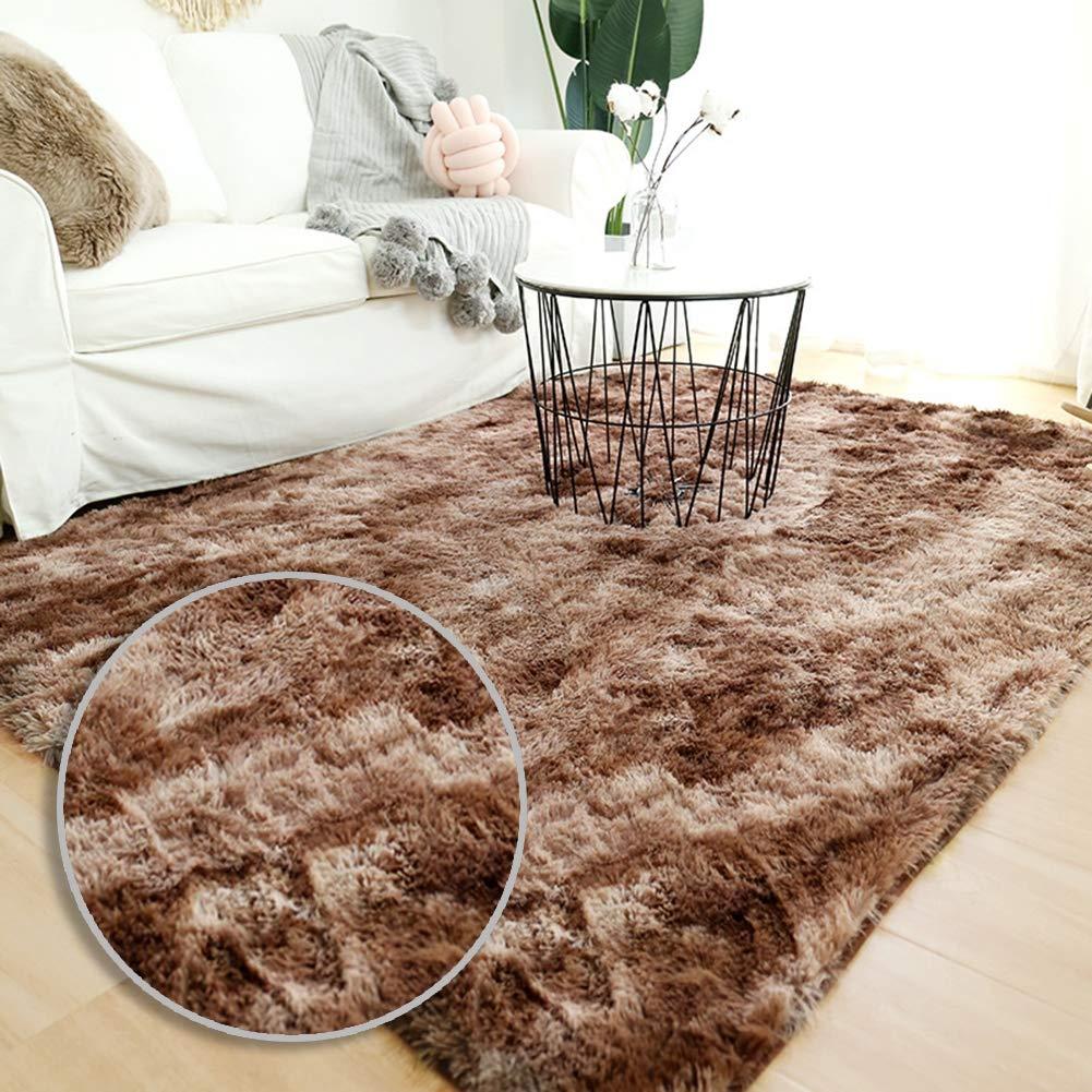 Cabilock 20pcs muet anti-d/érapant pad de tapis auto-adh/ésif en caoutchouc pad chaise jambe table couvre-pieds pour prot/éger les meubles de plancher carr/é