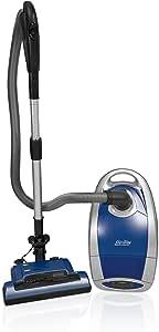 Airway Altera HEPA Bagged Canister Vacuum Cleaner - Metallic Blue