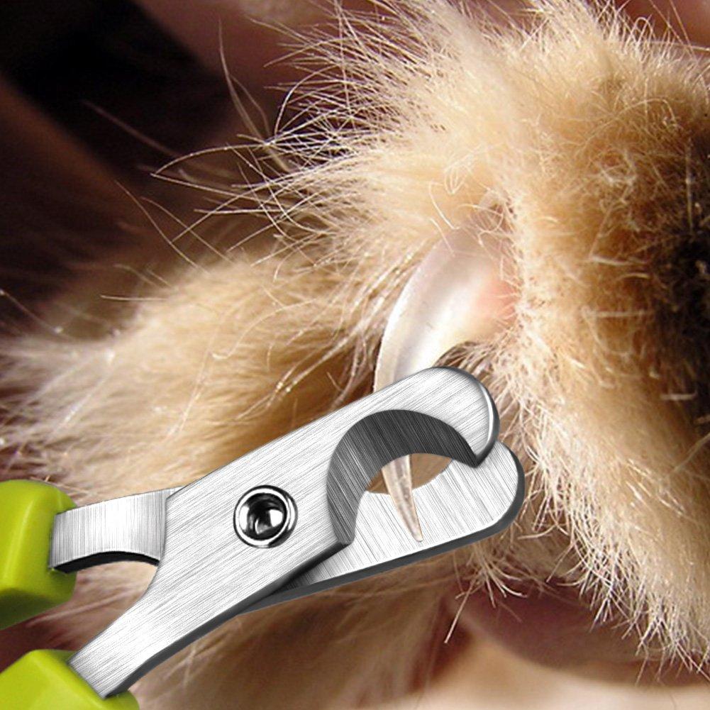 Pecute Professionelle Katze Nagelknipser Nagelschere Krallenschere ...