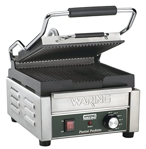 Amazon.com: Waring Commercial WPG150 - Parrilla de estilo ...