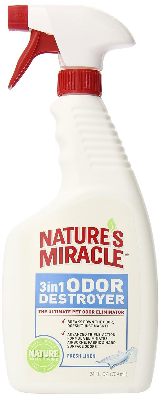 Milagro de la Naturaleza 3-in-1 Olor Destroyer, 680: Amazon.es: Productos para mascotas