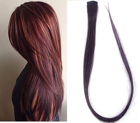 Inaaya Human Hair Streaks 74e1d0b7af