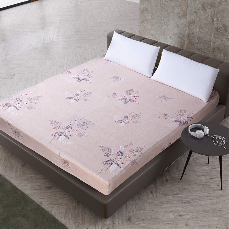 JUNDY Bedding Protector de colchón Impermeable de Funda de ...