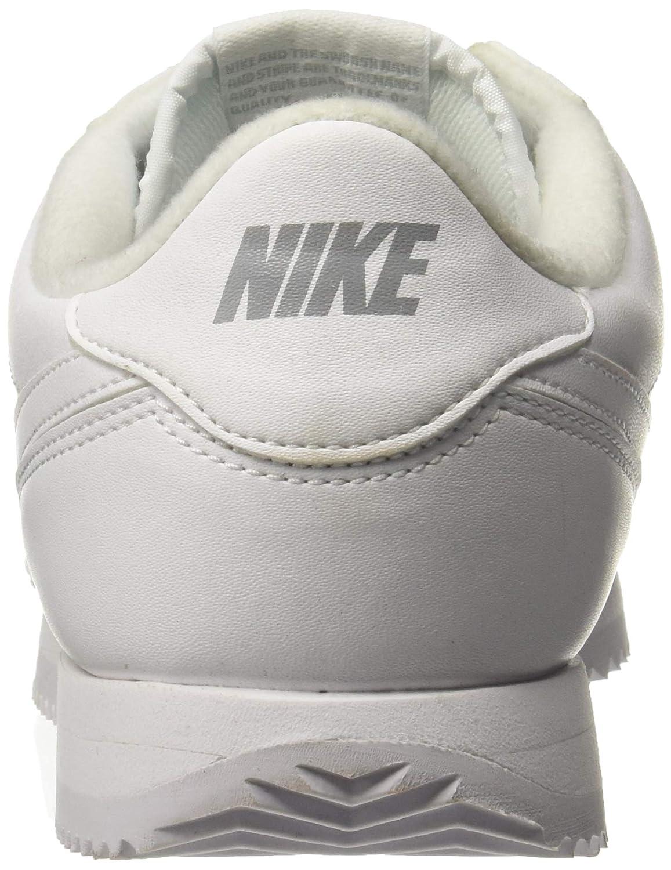 Nike Men's Cortez Basic Leather Shoe, Zapatillas de Trail