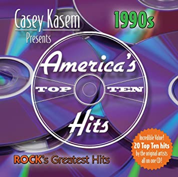 Casey Kasem Presents-Americas Top Ten: The 90s, Rock's Greatest Hits