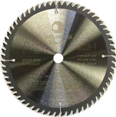 Whirlwind USA MGSB Hardwood Circular Saw Blade