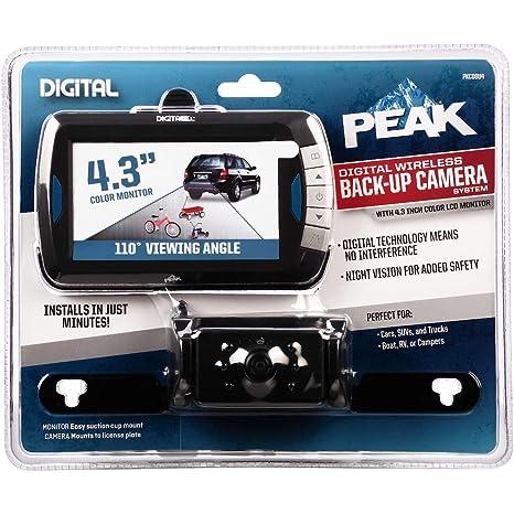 Amazon.com: PEAK - Cámara digital inalámbrica de copia de ...