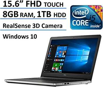 Newest Dell Inspiron 15.6″ FHD Touchscreen