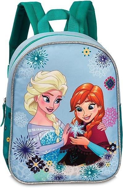Disney Frozen Die Eiskönigin 3D Rucksack Kinder Vorschul Tasche Elsa KiTa KiGa