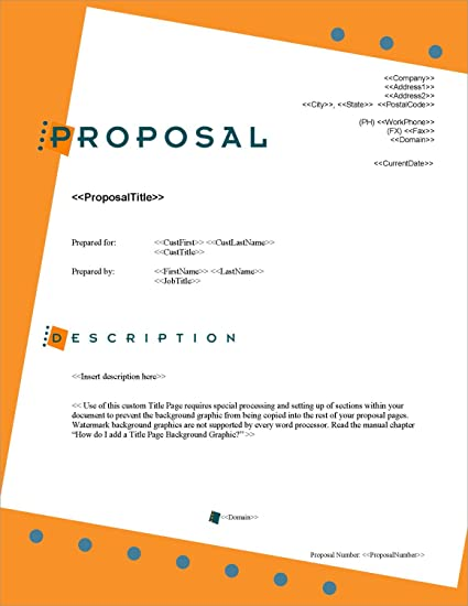 proposal pack business 2 business proposals plans templates samples and software