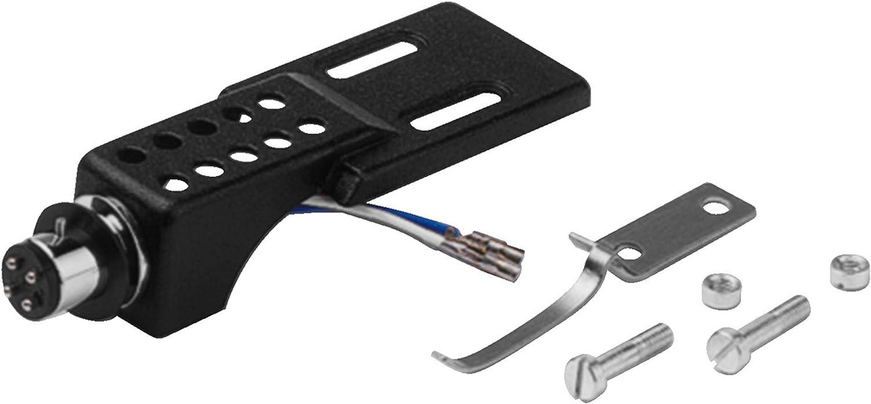 Monacor - Portacápsulas estándar para montar cartuchos 1/2 en un ...