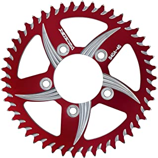product image for Vortex 526AZR-45 Red 45-Tooth 520-Pitch Rear Sprocket