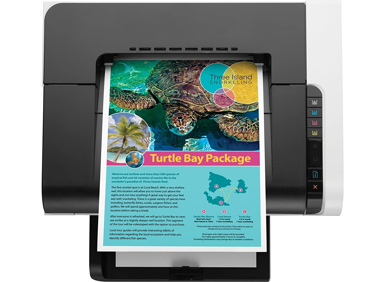 HP LaserJet Pro CP1025 Colour Printer Amazonin Computers