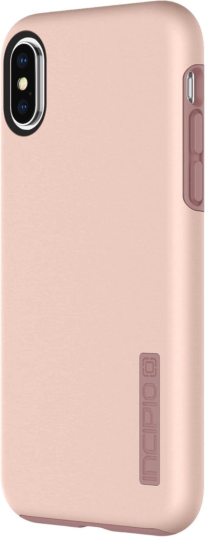 Incipio IPH-1629-RGD Apple iPhone X DualPro Case - Iridescent Rose Gold