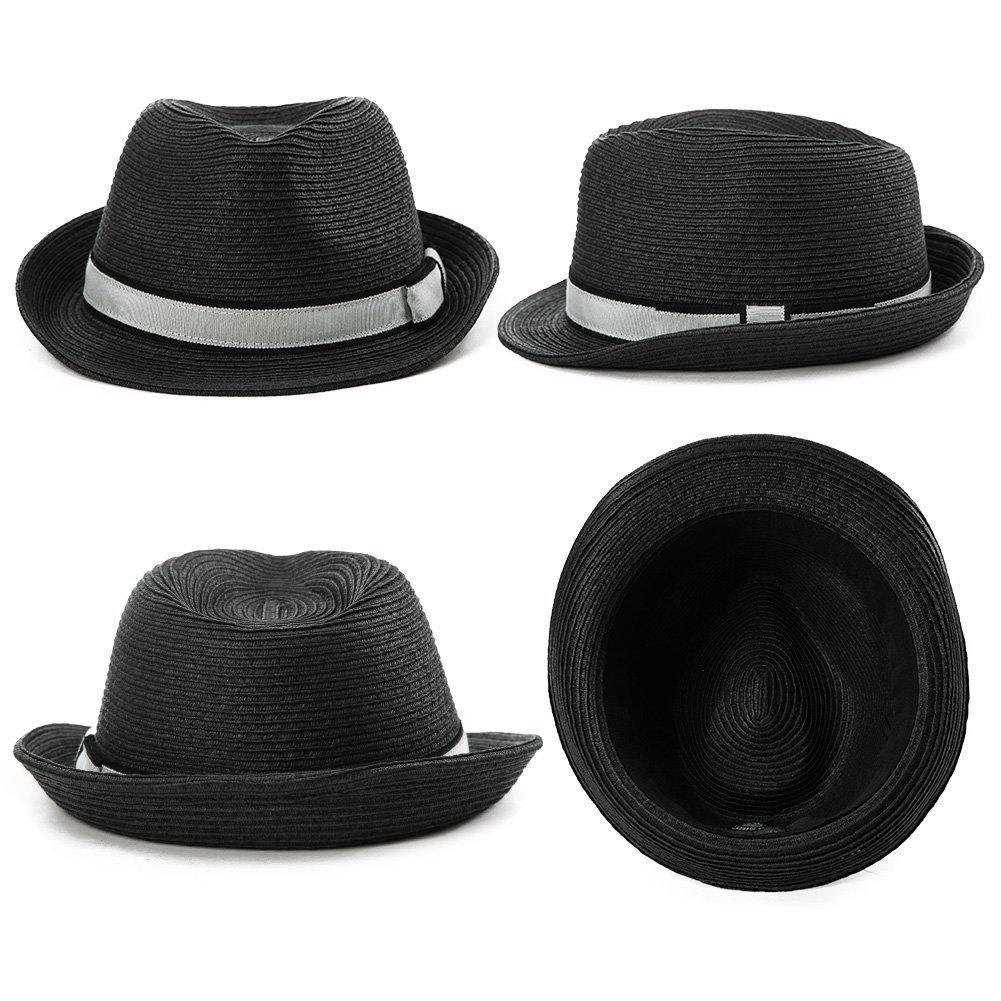 SiggiHat Cappello Fedora - Uomo  1541001341-272579  - €15.11 5e2bd2ad3411