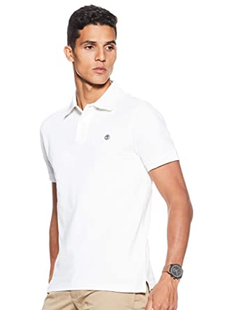 Timberland Millers River Polo para Hombre Blanco TB0A1LIL130 ...