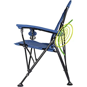STRONGBACK Elite Beach Chair for Heavy Person
