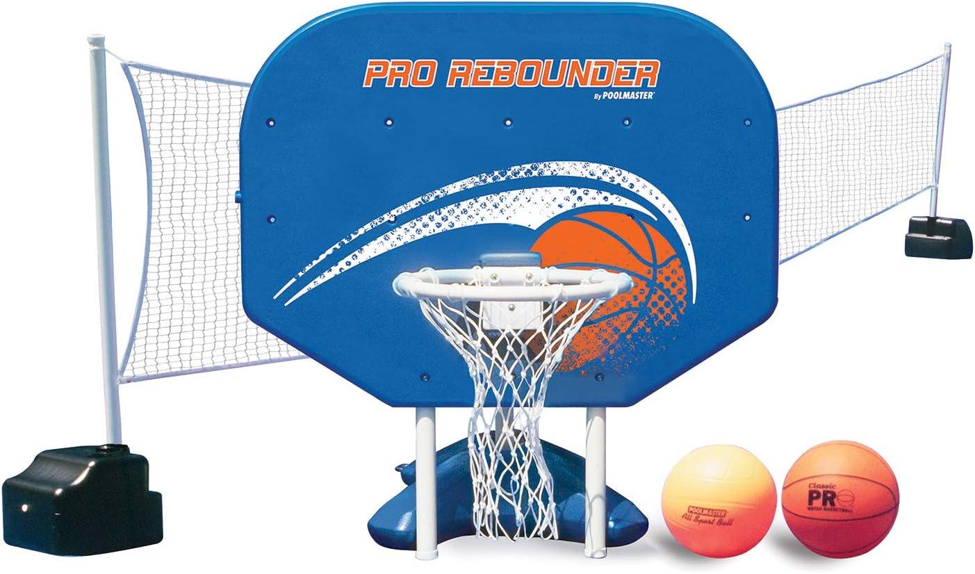 Poolmaster Pro Rebounder Poolside Basketball Game Inc 72783