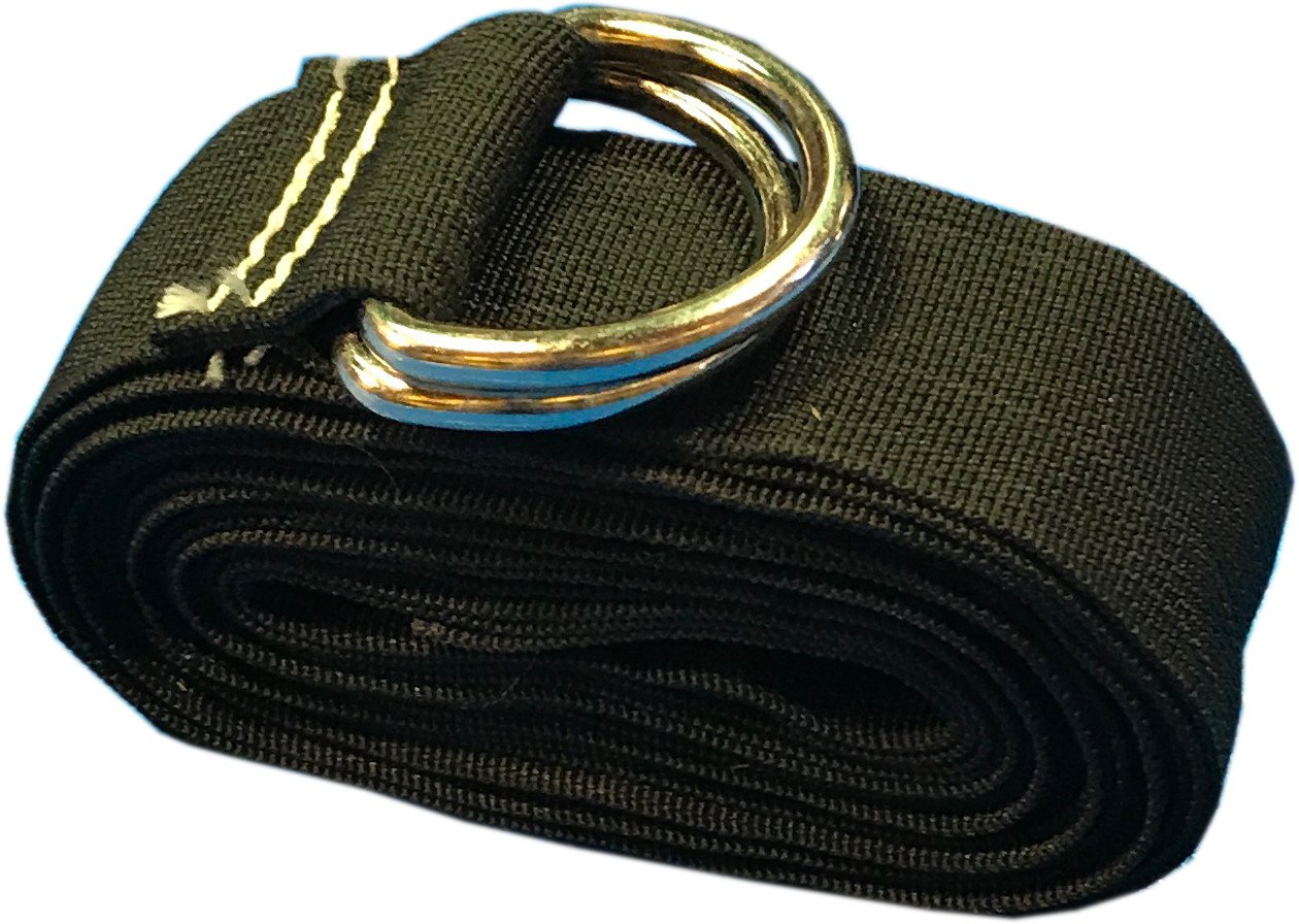 Commercial Grade Bounce House Storage Strap Belt 15-Feet Long 2-inch Wide 10-Pack