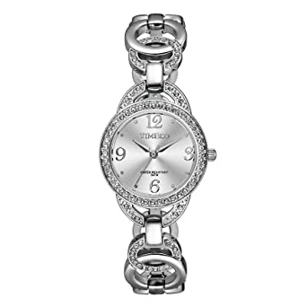 Time100 Women Fashion Diamond Watch Jewelry Strap Bracelet Quartz Lady Watch #W50377L
