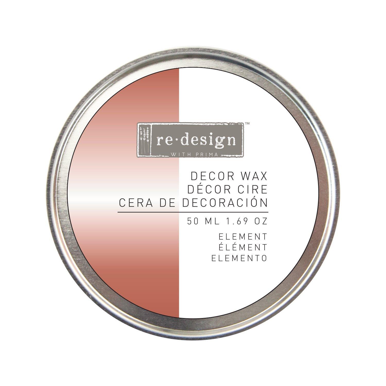Prima Marketing Inc. 655350633486 Redesign Wax Paste, Brass