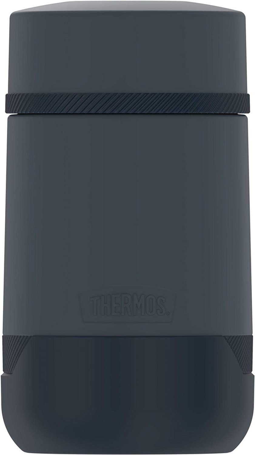 Guardian Collection by THERMOS Stainless Steel Food Jar 18 Ounce, Lake Blue