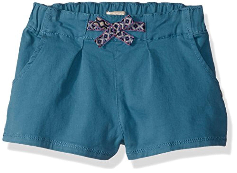 Roxy Girl's Fearless Flyers Denim Shorts Storm Blue 14 & Sunlotion Bundle
