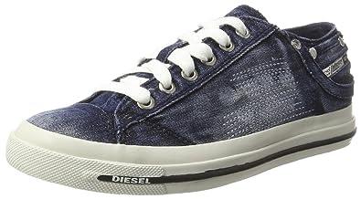 Iv Chaussures Diesel Exposition De Magnete Bas, Femmes, Bleu (t6067 Indigo), 37 L'ue