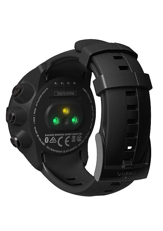 Amazon.com : SUUNTO Spartan Ultra Titanium Heart Rate Monitor Black ...