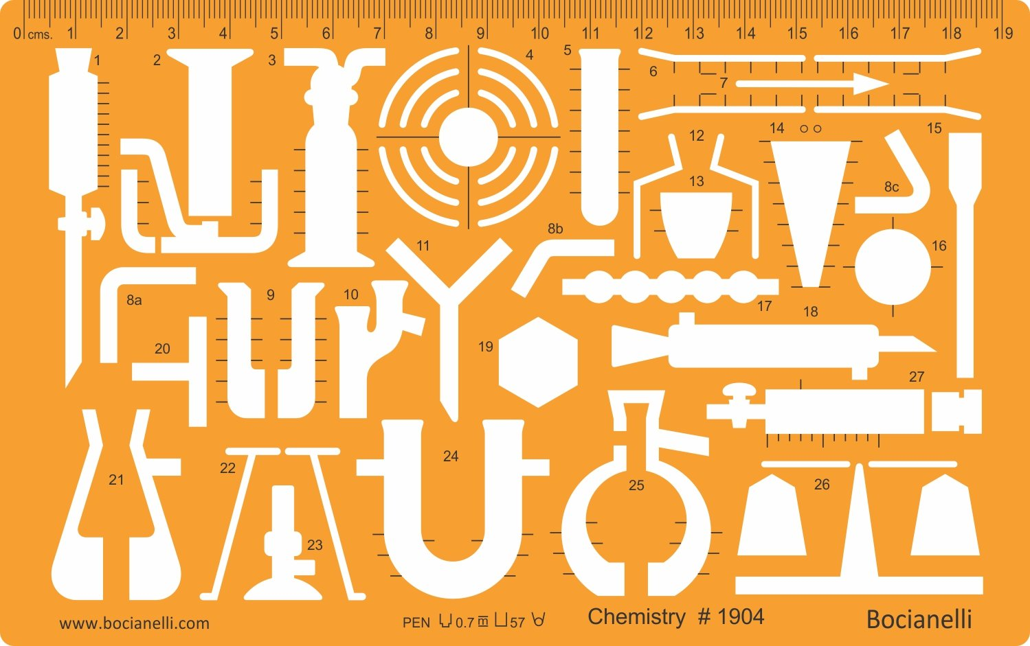 Chemistry chemical engineering science laboratory lab equipment chemistry chemical engineering science laboratory lab equipment symbols drawing template stencil amazon office products buycottarizona Images