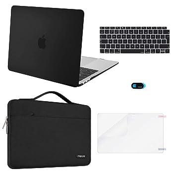 MOSISO Funda Dura Compatible 2019 2018 MacBook Air 13 A1932 ...