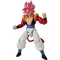 Dragon Ball Super - Figura de acción Deluxe (GOGETA SUPER SAIYAN 4)