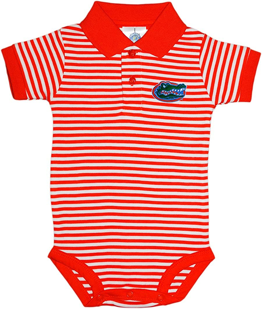 Amazon University Of Florida Gators Newborn Striped Polo