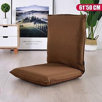 Juegos de colchones y canapés bolsa de dormir Perezoso sofá silla de tatami ventana pequeño sofá