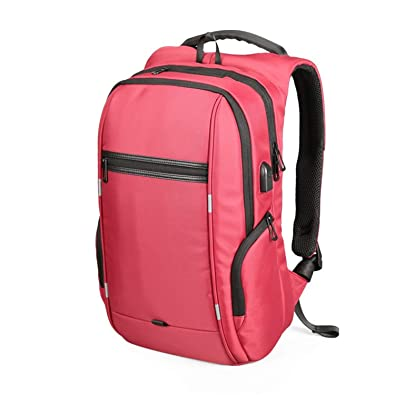 Image Unavailable. Image not available for. Color  Freezing  15 quot 17 quot  Laptop Backpack USB Charge Computer Backpacks Anti-theft Waterproof  Bags 2739e387a757b