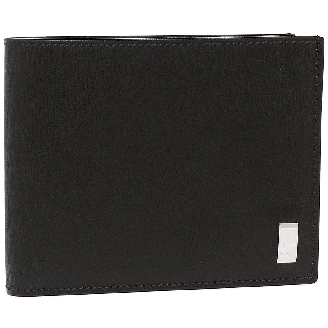 [ダンヒル] 折財布 メンズ DUNHILL FP3070E BLK ブラック [並行輸入品] B078LZWZ6R